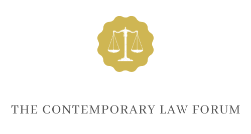 THE CONTEMPORARY LAW FORUM